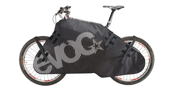 Evoc Padded Bike Rug Cykelkuffert sort
